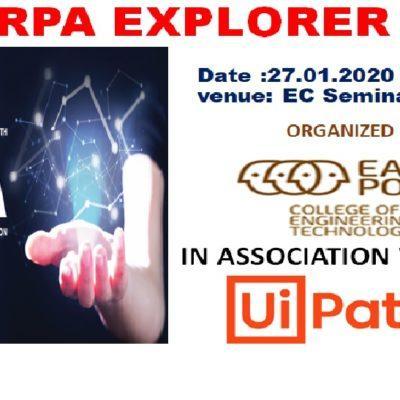 RPA Explorer Day