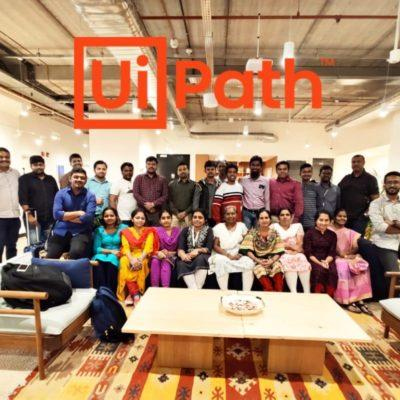 Training On RPA Level 1 & Level 2 at Uipath