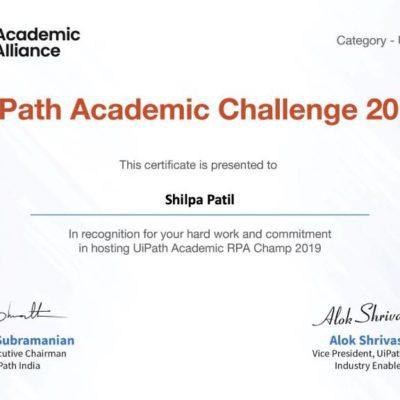 UiPath Academic Challenge 2019