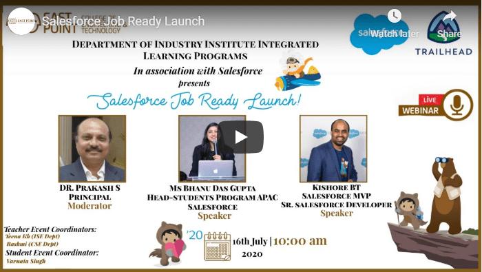 Salesforce Job Ready Launch, <u></noscript><img class=