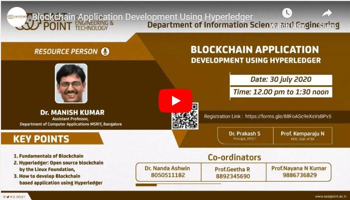 Blockchain Application Development Using Hyperledger, <u></noscript><img class=